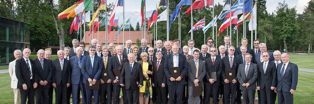 Slovesnost ob sprejemu novih članov v Inženirsko akademijo Slovenije