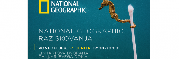 National Geographic raziskovanja