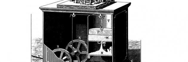 dr. Theodossios P. Tassios: Starogrški avtomati