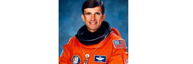 Ronald Michael Šega: Znanstveni poizkusi v vesolju
