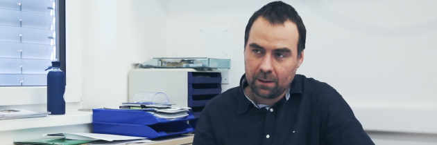 doc. dr. Jaka Tušek, FS UL, prejemnik ERC Starting grant