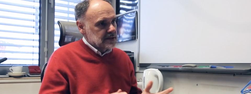 Prof. dr. Roman Jerala, KI, prejemnik ERC Advanced grant