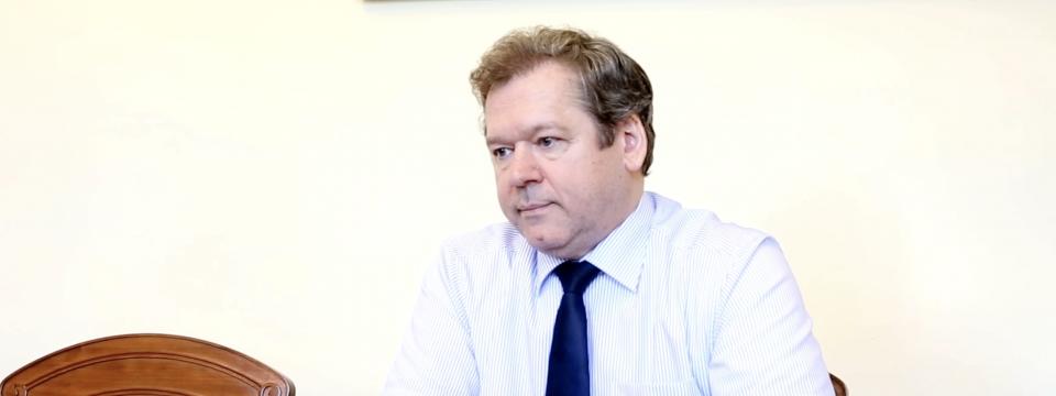 prof. dr. Igor Papič, rektor Univerze v Ljubljani