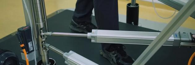 Razvoj rehabilitacijske robotike v sodelovanju Japonske in Slovenije