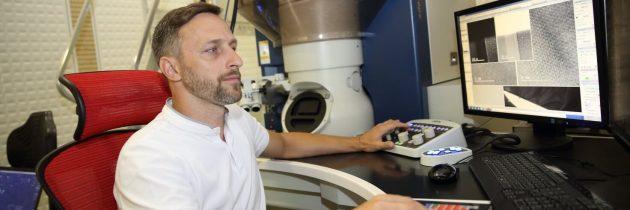 izr. prof. dr. Nejc Hodnik, dobitnik ERC Starting grant 2019, Kemijski inštitut
