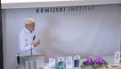 Prof. Dr. Joachim Frank, Nobelov nagrajenec za kemijo 2017 na Kemijskem inštitutu