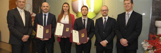 Podelitev Preglovih nagrad na Kemijskem inštitutu