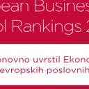 Financial Times ponovno uvrstil Ekonomsko fakulteto med 95 najboljših evropskih poslovnih šol
