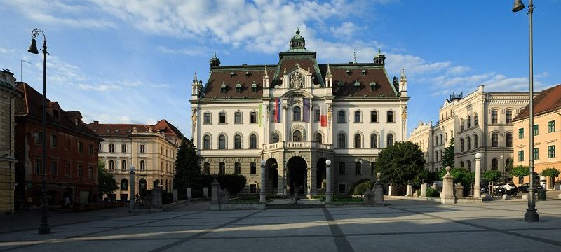 Slavnostna seja senata Univerze v Ljubljani na dan stote obletnice