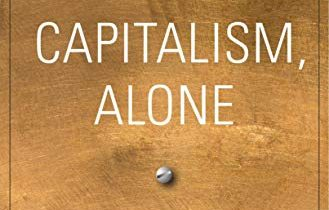 O prihodnosti kapitalizma na Ekonomski fakulteti Univerze v Ljubljani