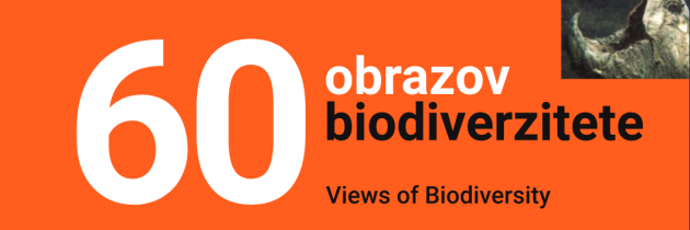 60 obrazov biodiverzitete na NIB