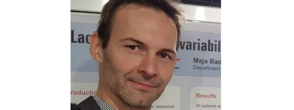 doc. dr. sc. Matevž Harlander, dr. med., pulmolog