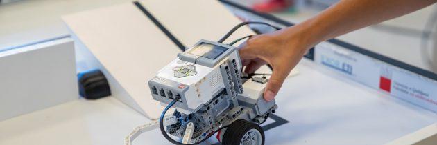 Zabavno in poučno spoznavanje elektrotehnike in sodobnih tehnologij