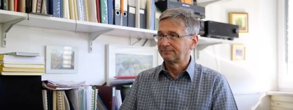 Prof. dr. Peter Križan, dobitnik ERC projekta: Znanost se razvija po korakih