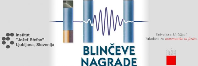 Blinčeve nagrade 2020