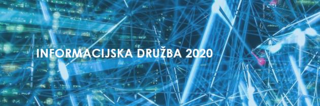 Informacijska družba 2020