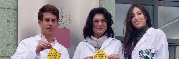 Mentorica leta  prof. dr. Kristina Sepčić