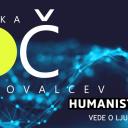 """Zaključna prireditev Evropske noči raziskovalcev """"Humanistika, to si ti!"""""""