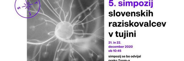 Simpozij slovenskih raziskovalcev v tujini