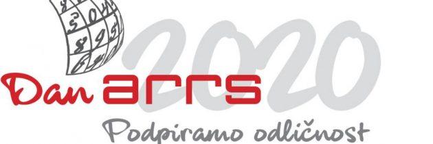 Dan ARRS 2020: Podpiramo odličnost
