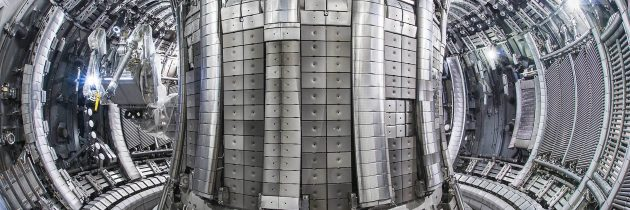 JET prepares for power-generating fusion tests