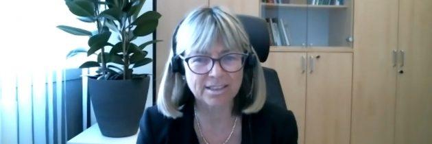 Prof. dr. Maja Ravnikar, direktorica Nacionalnega inštituta za biologijo (NIB); Brez bazične ni niti aplikativne znanosti