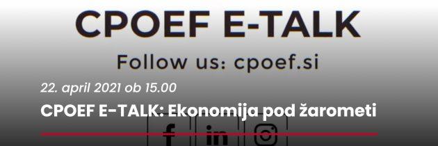 Ekonomija pod žarometi