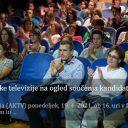 UNIVERZA 2025 – pogovor z rektorskima  kandidatoma