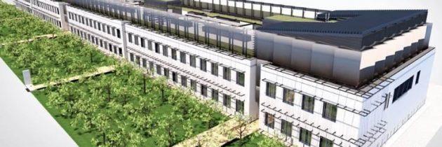 """Nacionalni inštitut za biologijo (NIB) in MIZŠ pred začetkom gradnje  """"Biotehnološkega  stičišča nacionalnega Inštituta za biologijo"""" (BTS-NIB)"""