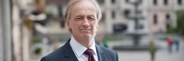 dr. Edvard Kobal, Slovenska znanstvena fundacija (SZF)