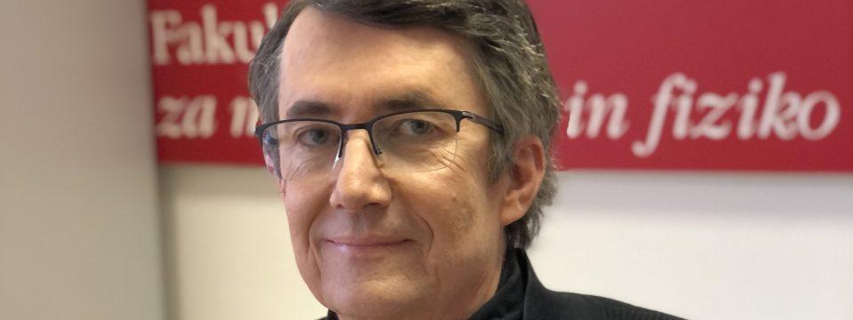 Prof. dr. Anton Ramšak, dekan Fakultete za matematiko in fiziko (FMF) Univerze v Ljubljani:  Dobri kadri se oblikujejo v spodbudnem okoju